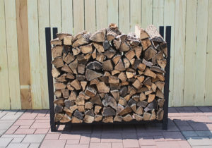 Woodhaven 4FT Firewood Rack